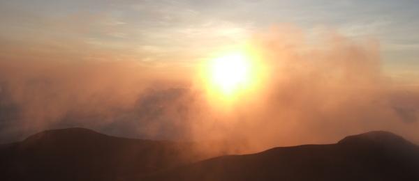 Mt. Pulag Sunrise