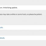 Overridden Updates