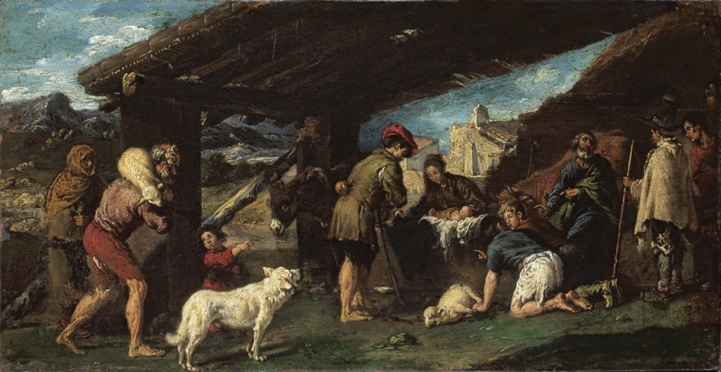 Juan Ribalta's The Adoration of the Shepherds