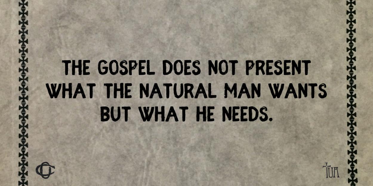 gospel-present